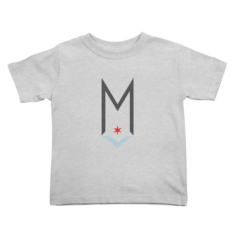 M - Classic Logo Kids Toddler T-Shirt by Shop Maplewood Brewery & Distillery