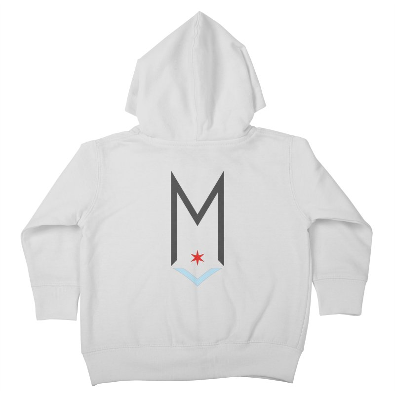 M - Classic Logo Kids Toddler Zip-Up Hoody by Shop Maplewood Brewery & Distillery