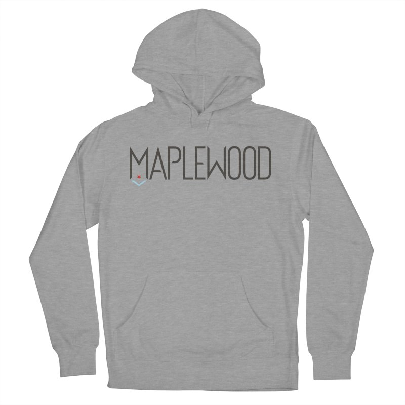 Maplewood - Classic Logo Women's French Terry Pullover Hoody by Shop Maplewood Brewery & Distillery