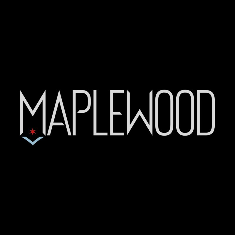 Maplewood - Faded White Logo by Shop Maplewood Brewery & Distillery