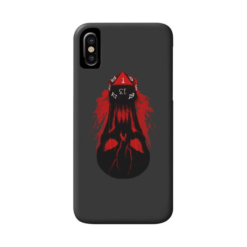 Critical Fail D20 Accessories Phone Case by maratusfunk's Shop