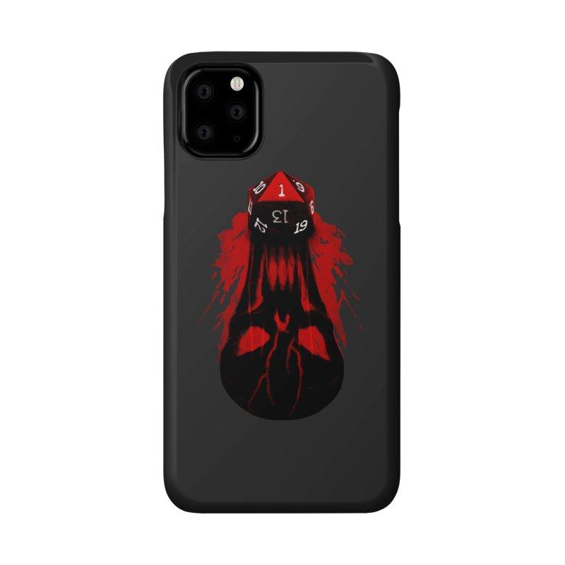 Critical Fail D20 Accessories Phone Case by maratusfunk's Shop