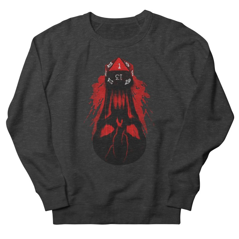 Critical Fail D20 Women's Sweatshirt by maratusfunk's Shop