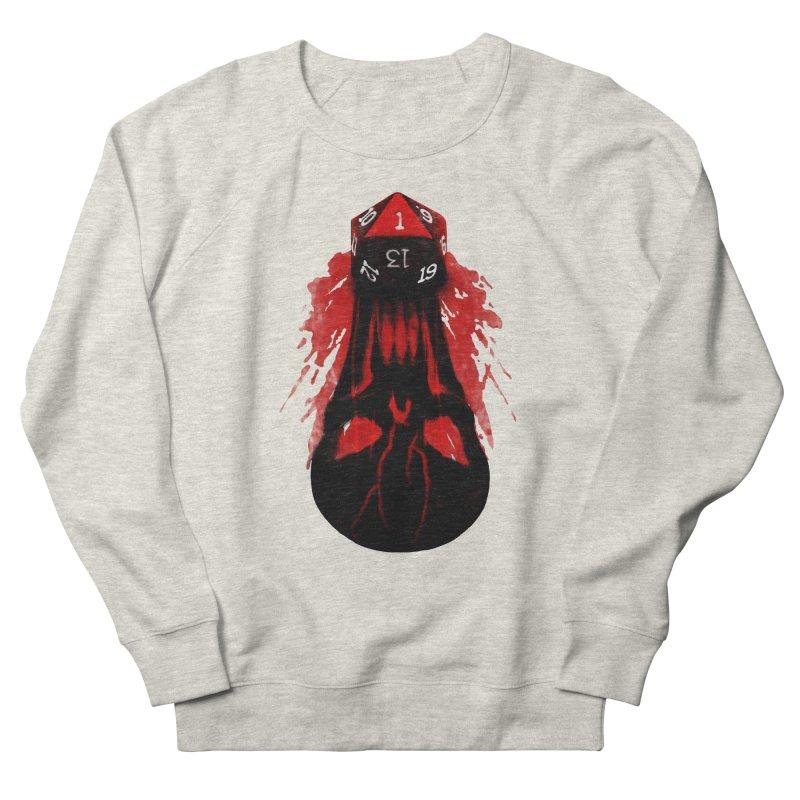 Critical Fail D20 Men's Sweatshirt by maratusfunk's Shop