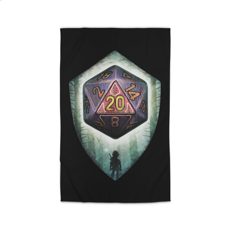Majora's D20 Home Rug by maratusfunk's Shop
