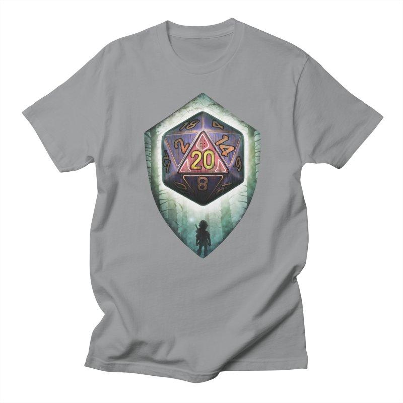 Majora's D20 Men's Regular T-Shirt by maratusfunk's Shop