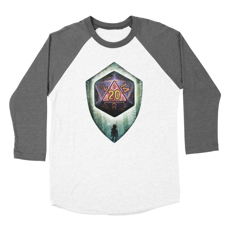 Majora's D20 Women's Longsleeve T-Shirt by maratusfunk's Shop