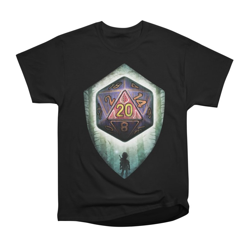 Majora's D20 Men's Heavyweight T-Shirt by maratusfunk's Shop