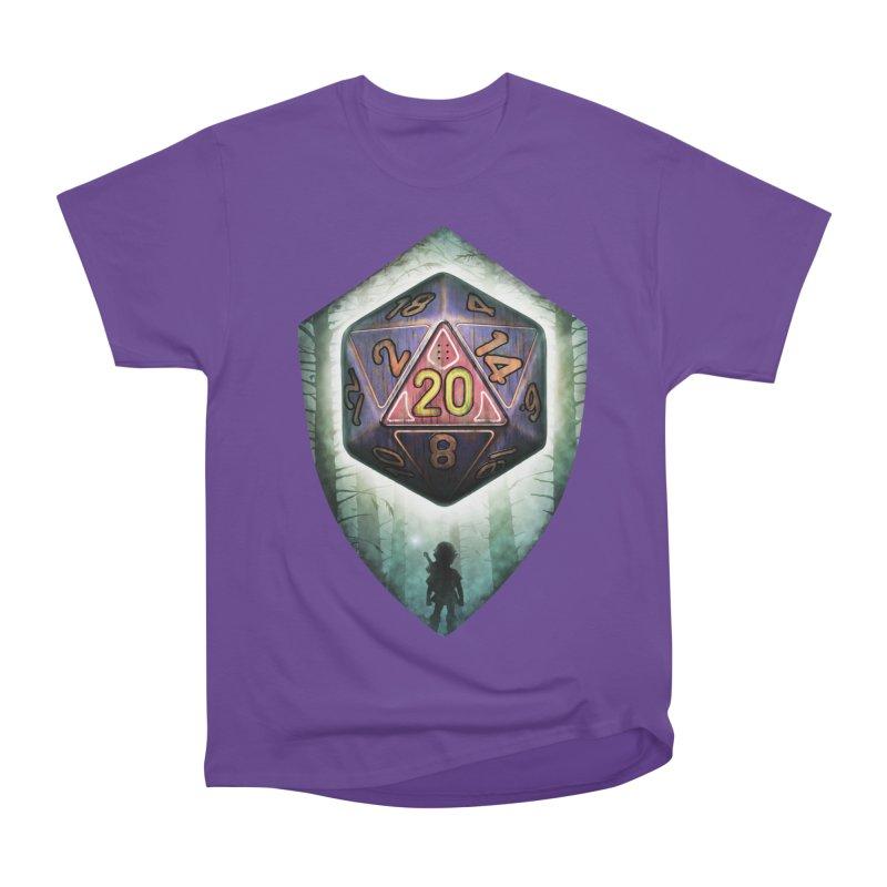 Majora's D20 Men's Heavyweight T-Shirt by maratusfunk's Shop