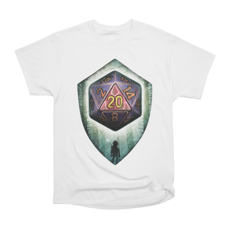 Majora's D20 Women's Heavyweight Unisex T-Shirt by maratusfunk's Shop