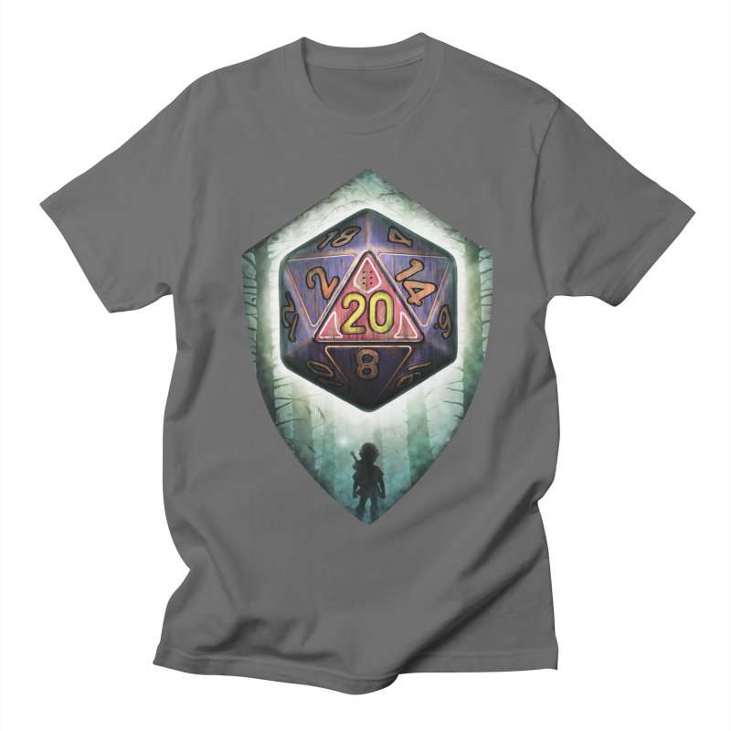 Majora's D20 Men's Regular T-Shirt by maratusfunk's Shop