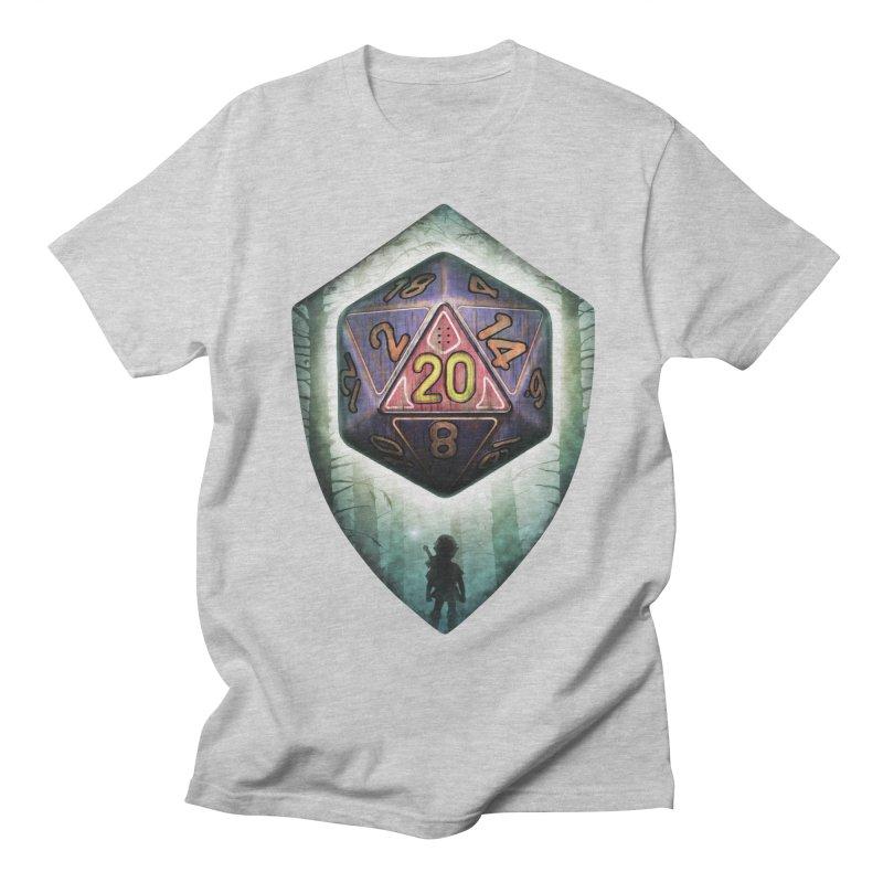 Majora's D20 Men's T-Shirt by maratusfunk's Shop