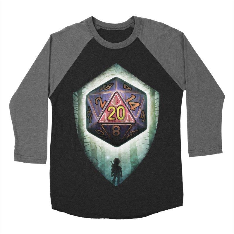 Majora's D20 Women's Baseball Triblend Longsleeve T-Shirt by maratusfunk's Shop