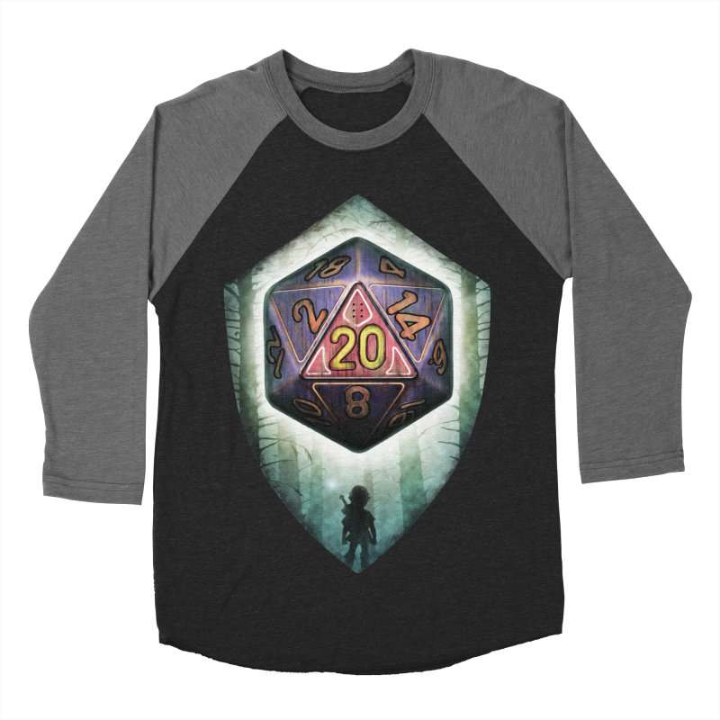 Majora's D20 Men's Baseball Triblend Longsleeve T-Shirt by maratusfunk's Shop