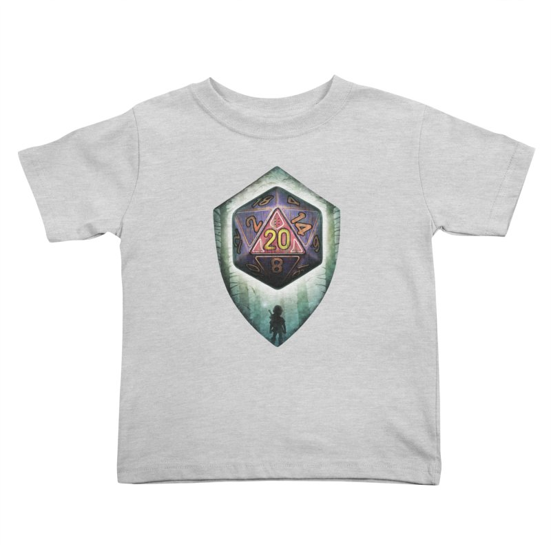 Majora's D20 Kids Toddler T-Shirt by maratusfunk's Shop