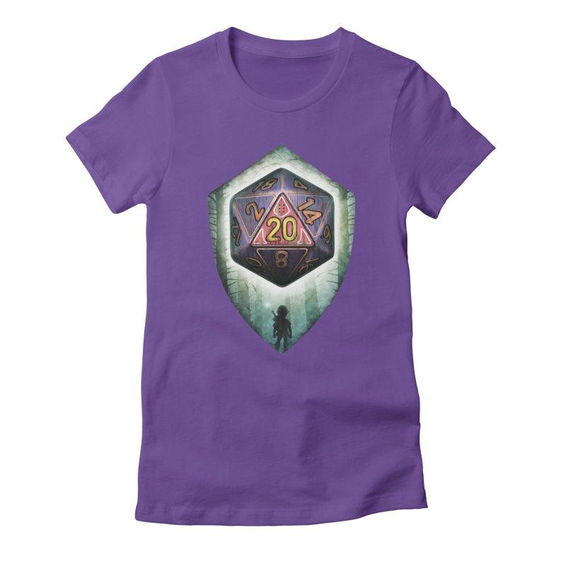 Majora's D20 Women's T-Shirt by maratusfunk's Shop