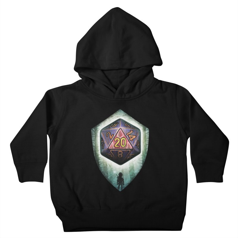 Majora's D20 Kids Toddler Pullover Hoody by maratusfunk's Shop