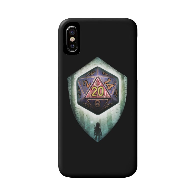 Majora's D20 Accessories Phone Case by maratusfunk's Shop
