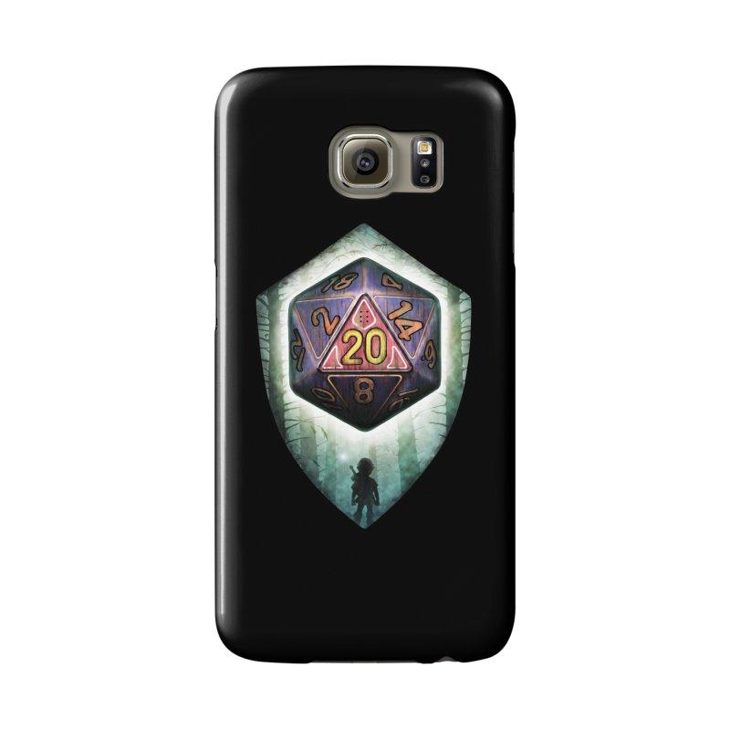 Majora's D20 Accessories Phone Case by maratusfunk's Shop