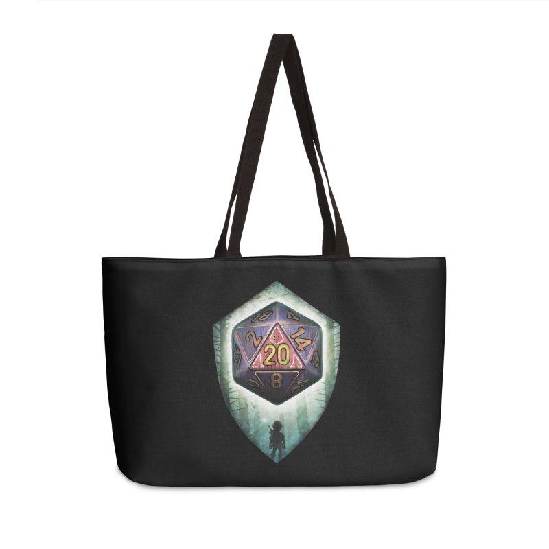 Majora's D20 Accessories Weekender Bag Bag by maratusfunk's Shop