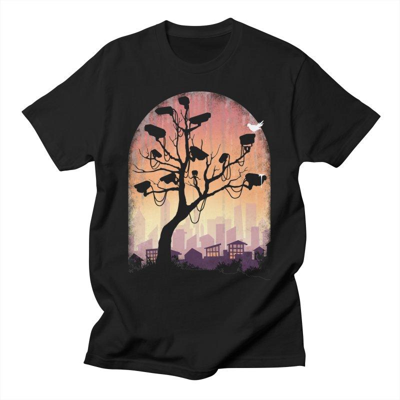 Securitree Men's T-Shirt by maratusfunk's Shop