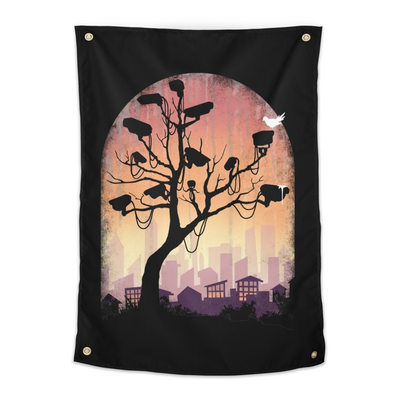 Securitree Home Tapestry by maratusfunk's Shop