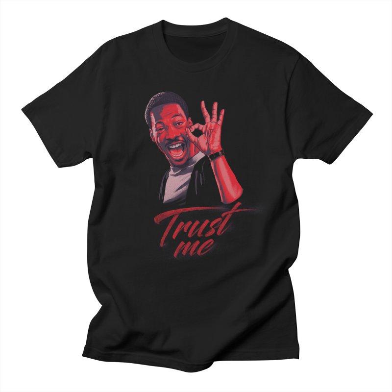 Trust me Men's T-Shirt by marcapasso's Artist Shop