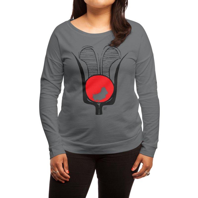 Mother Women's Longsleeve T-Shirt by marcellakroll's Artist Shop