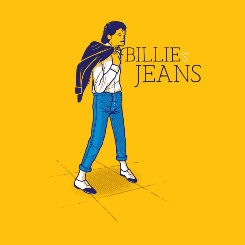 Billie's Jeans by marcelocamacho's Artist Shop