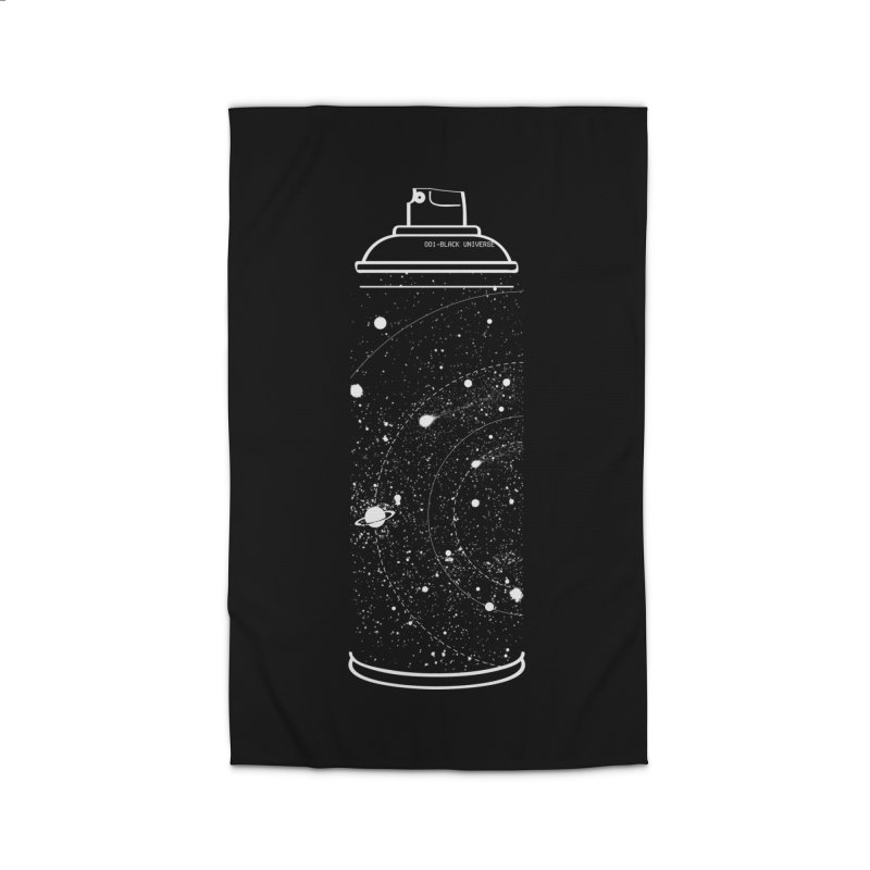 Space can Home Rug by marcelocamacho's Artist Shop
