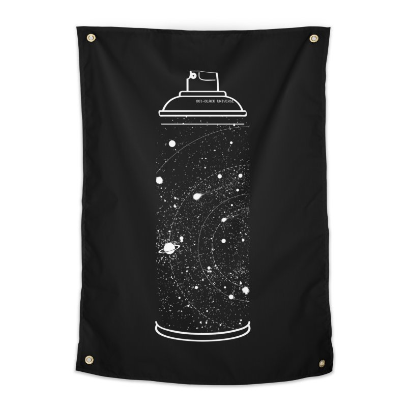 Space can Home Tapestry by marcelocamacho's Artist Shop