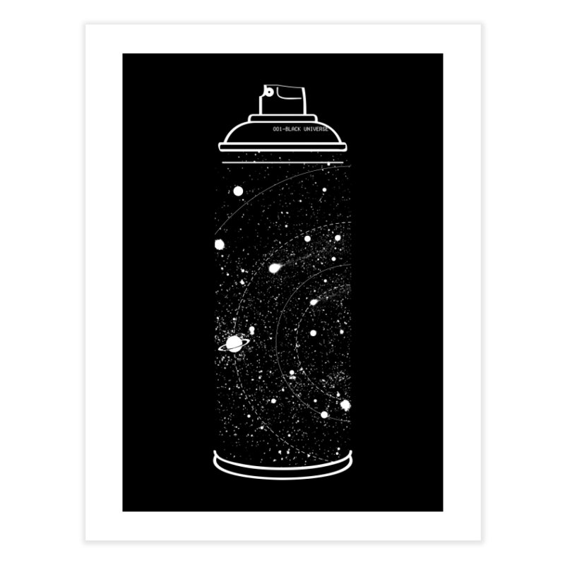 Space can   by marcelocamacho's Artist Shop
