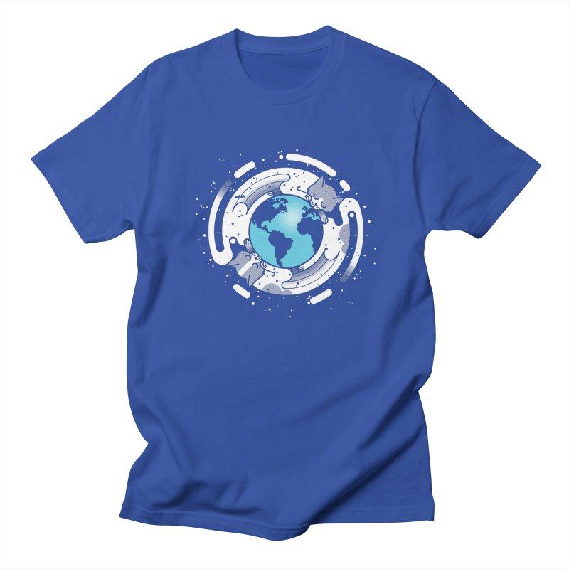 Catmosphere Women's Regular Unisex T-Shirt by marcelocamacho's Artist Shop