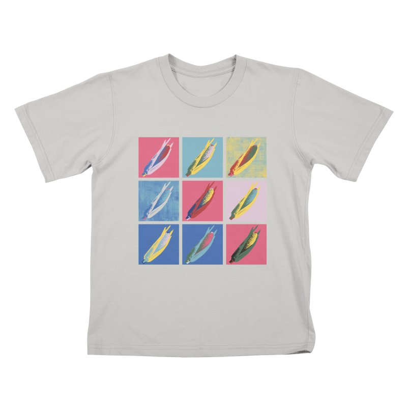 A Pop Corn Kids T-Shirt by marcelocamacho's Artist Shop