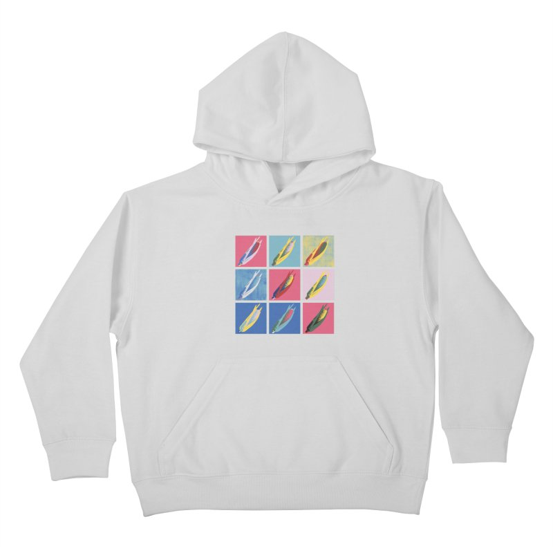 A Pop Corn Kids Pullover Hoody by marcelocamacho's Artist Shop