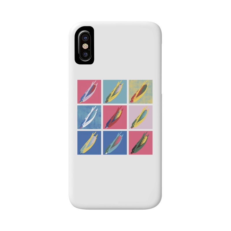 A Pop Corn Accessories Phone Case by marcelocamacho's Artist Shop
