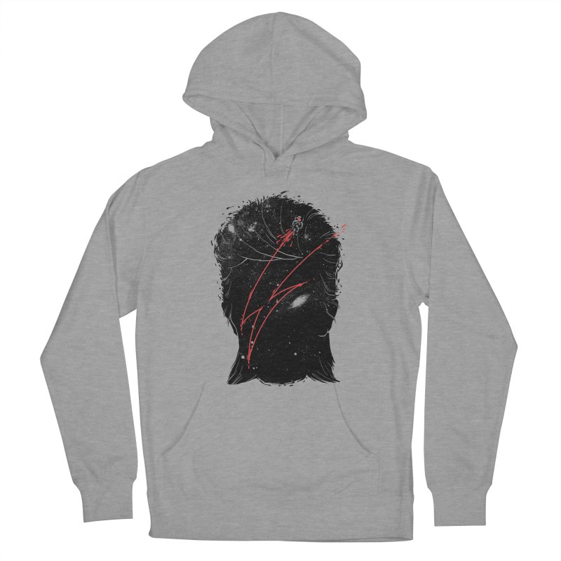 Starman Men's Pullover Hoody by marcelocamacho's Artist Shop