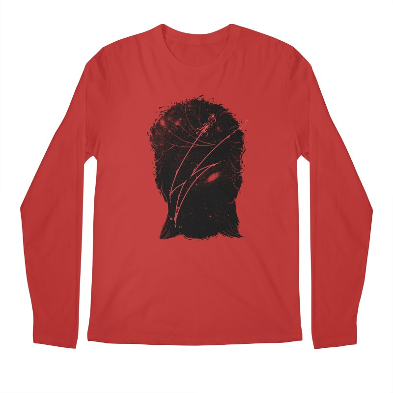 Starman Men's Longsleeve T-Shirt by marcelocamacho's Artist Shop