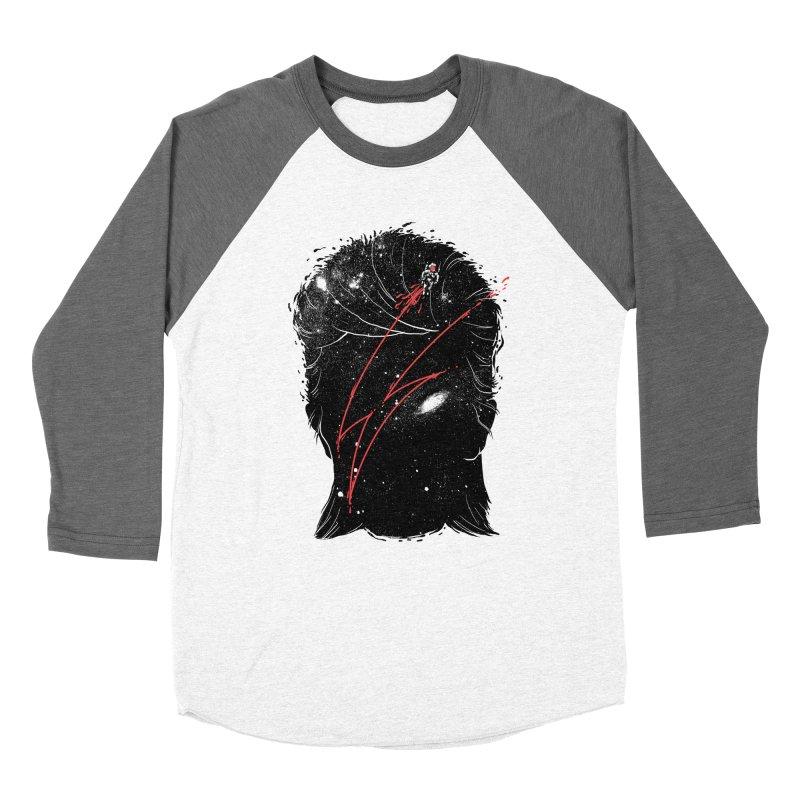 Starman Men's Baseball Triblend T-Shirt by marcelocamacho's Artist Shop