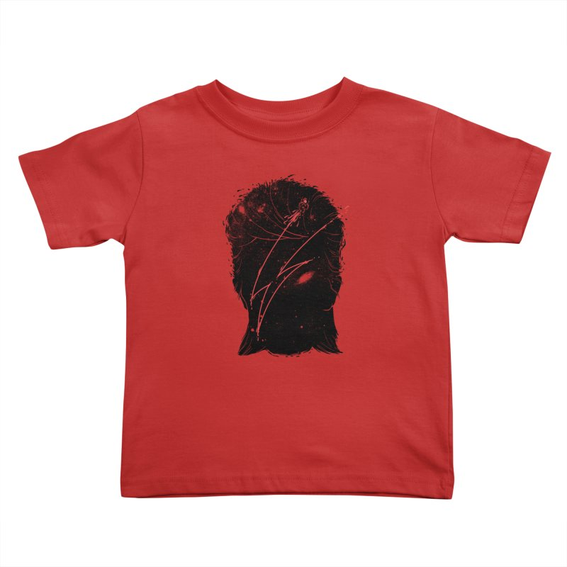 Starman Kids Toddler T-Shirt by marcelocamacho's Artist Shop