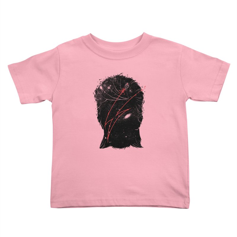 Starman Kids Toddler T-Shirt by marcelocamacho's Artist Shop