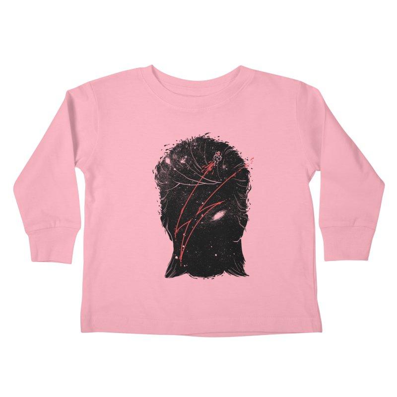 Starman Kids Toddler Longsleeve T-Shirt by marcelocamacho's Artist Shop