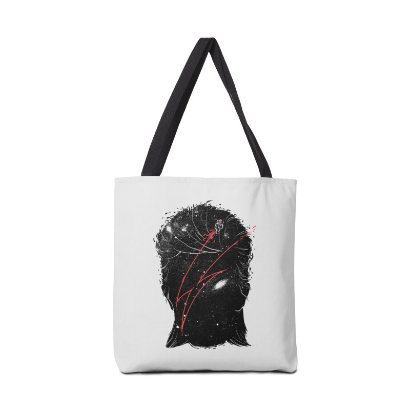 Starman Accessories Tote Bag Bag by marcelocamacho's Artist Shop