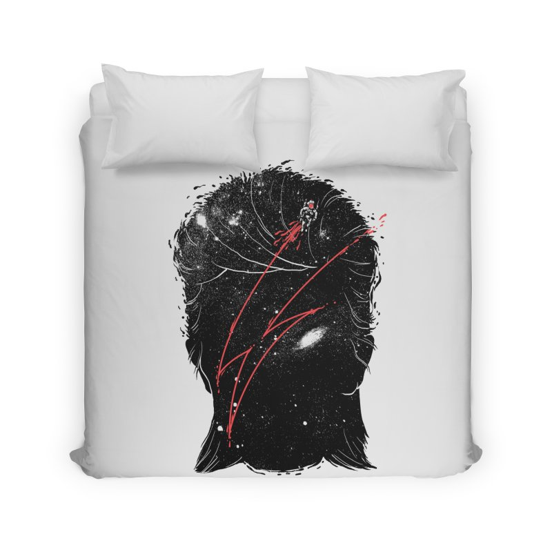 Starman Home Duvet by marcelocamacho's Artist Shop