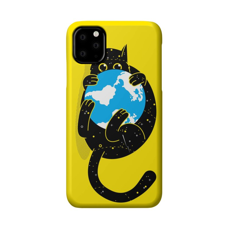 Playing with universe Accessories Phone Case by marcelocamacho's Artist Shop