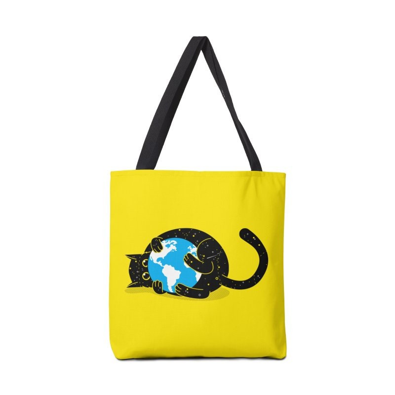 Playing with universe Accessories Bag by marcelocamacho's Artist Shop