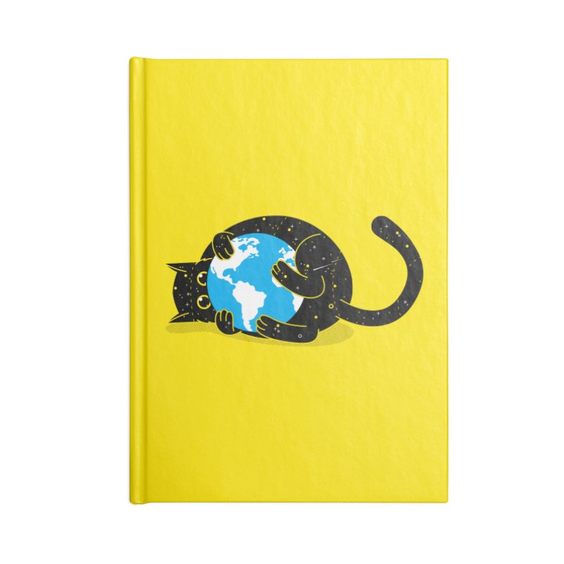 Playing with universe Accessories Blank Journal Notebook by marcelocamacho's Artist Shop