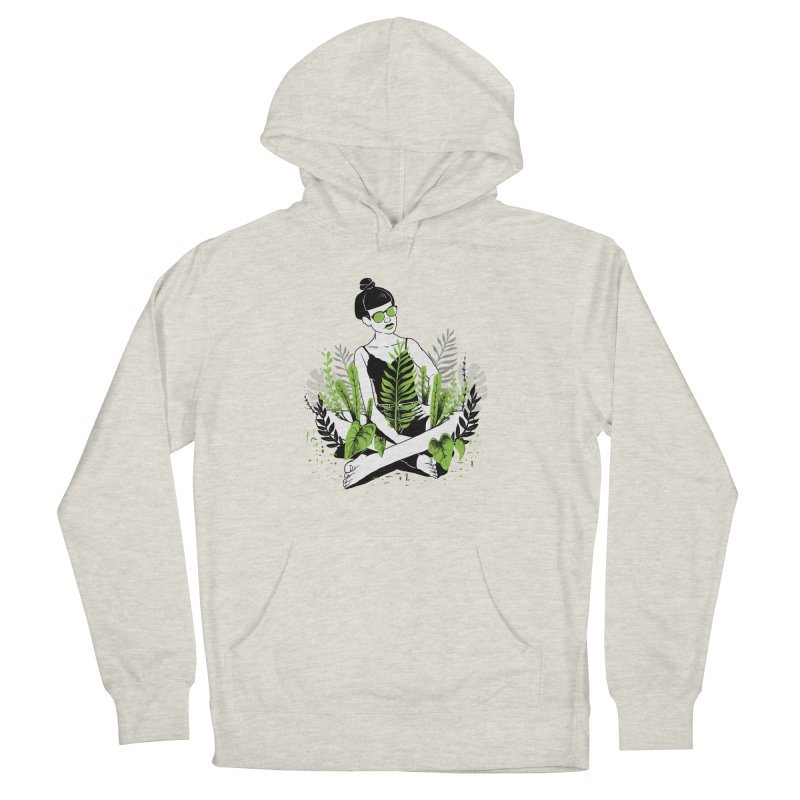 Beauty of nature Women's French Terry Pullover Hoody by marcelocamacho's Artist Shop