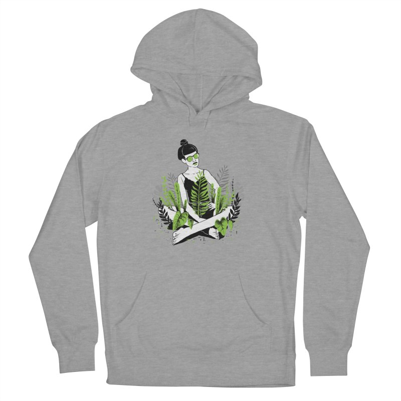 Beauty of nature Men's French Terry Pullover Hoody by marcelocamacho's Artist Shop