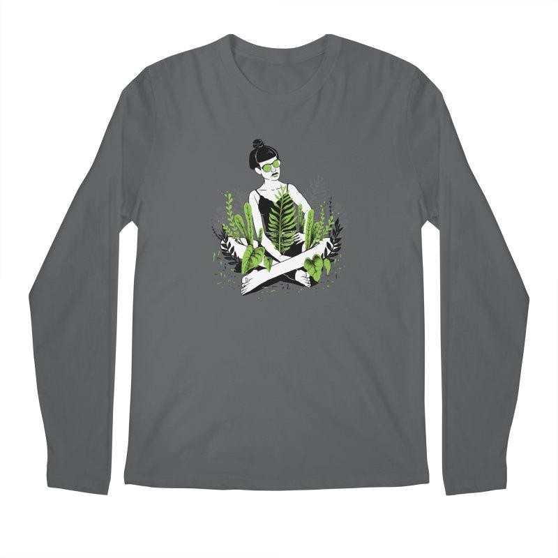 Beauty of nature Men's Regular Longsleeve T-Shirt by marcelocamacho's Artist Shop